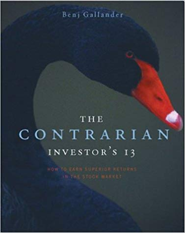 Book review: The contrarian investor's 13 – Benj Gallander